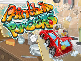 Paintball Racers Game