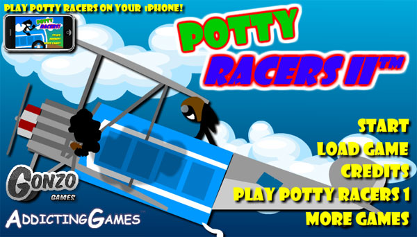 Potty Racers 2